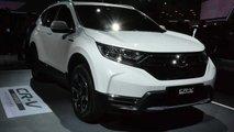 2019 Honda CR-V Hybrid (Euro Spec)