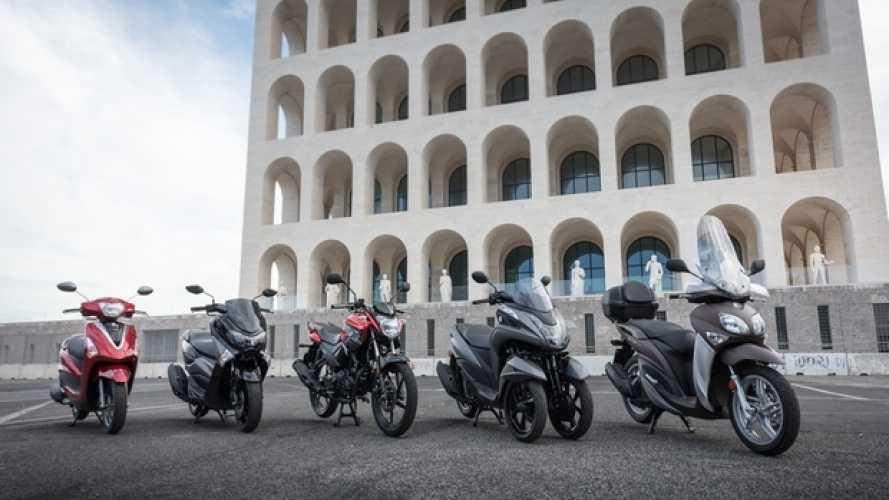 Yamaha Urban Mobility: alla conquista della Capitale