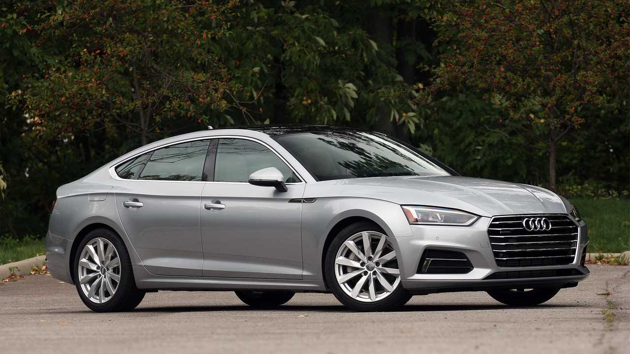 2018 Audi A5 Sportback Review: The Brand's New Best