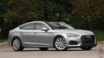 2018 Audi A5 Sportback: Review