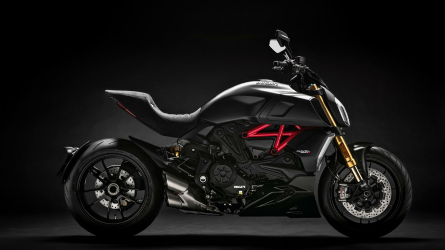 "Ducati Diavel 1260 si aggiudica il ""Red Dot Award: Best of the Best"""