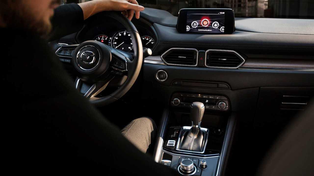 Inside Mazda CX-5's Signature Trim