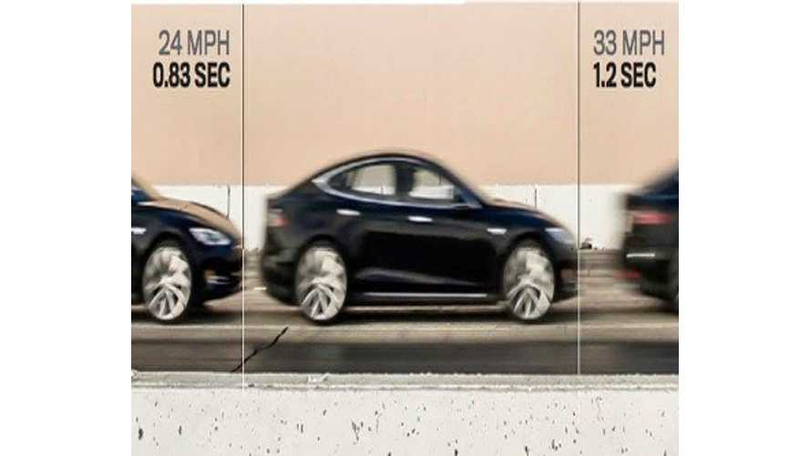 Motor Trend Test: Tesla Model S P85D Does 0 to 60 MPH In 3.1 Seconds