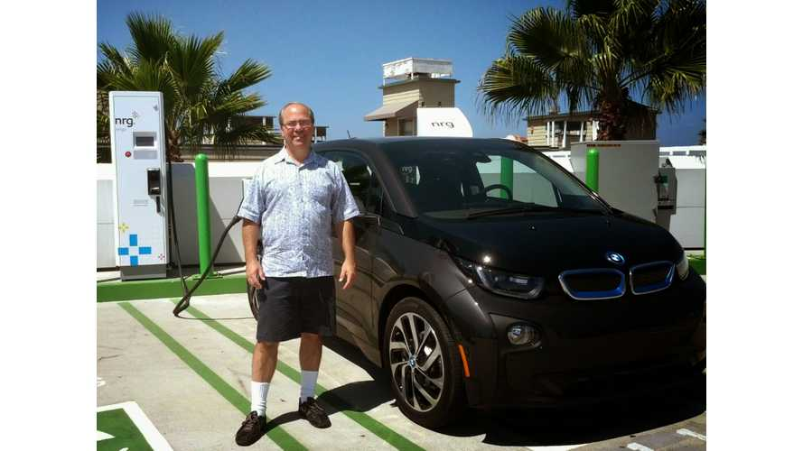 Meet Born Electric BMW i3 Owner Scott From California