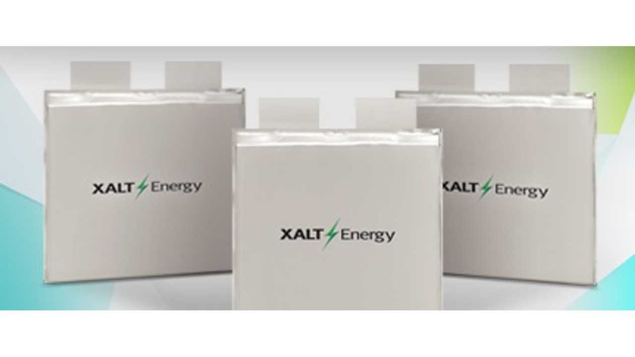 Efficient Drivetrains Select XALT Energy As Battery Supplier