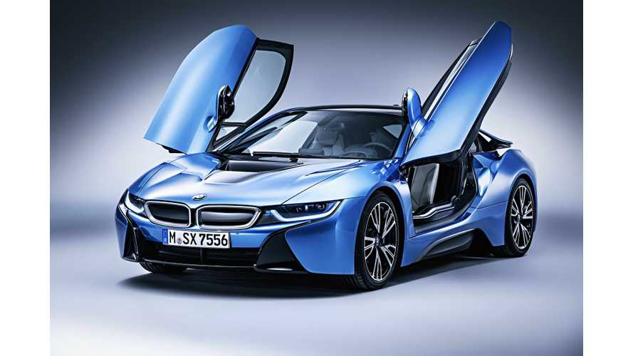 Gadget Review Video - BMW i8