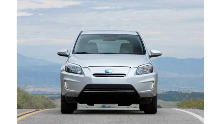 Toyota RAV4 EV Recalled For Windshield Wiper Issue
