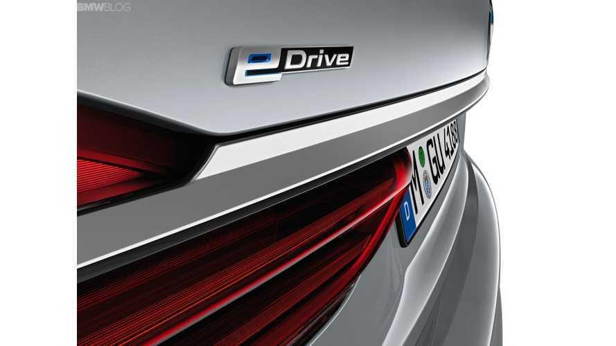 BMW Unveils 740e xDrive Plug-In Hybrid