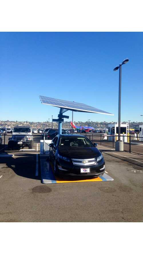 Envision Solar Charges Up San Francisco