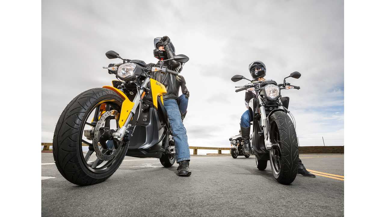 Zero Motorcycles: More VPs Added