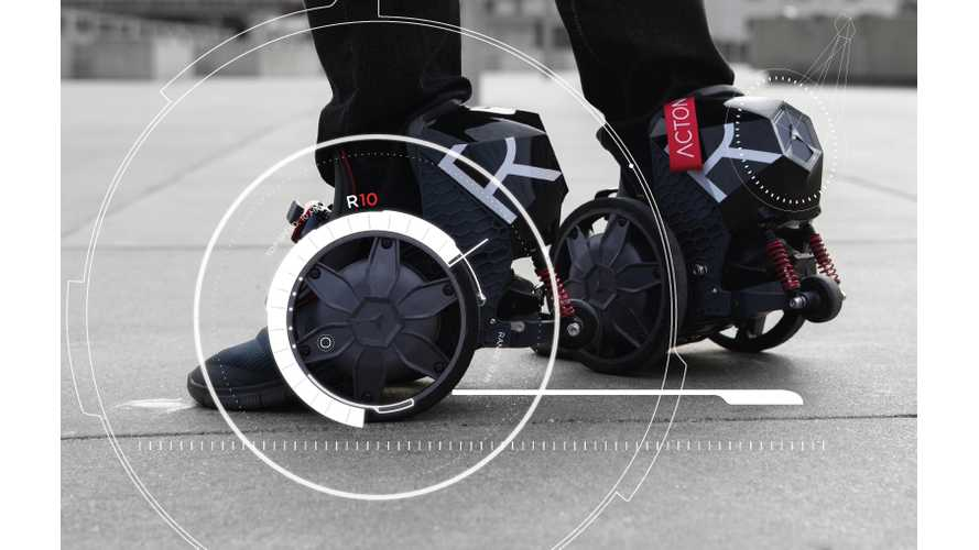 Hammacher Schlemmer RocketSkates, Kickstarter Reviews
