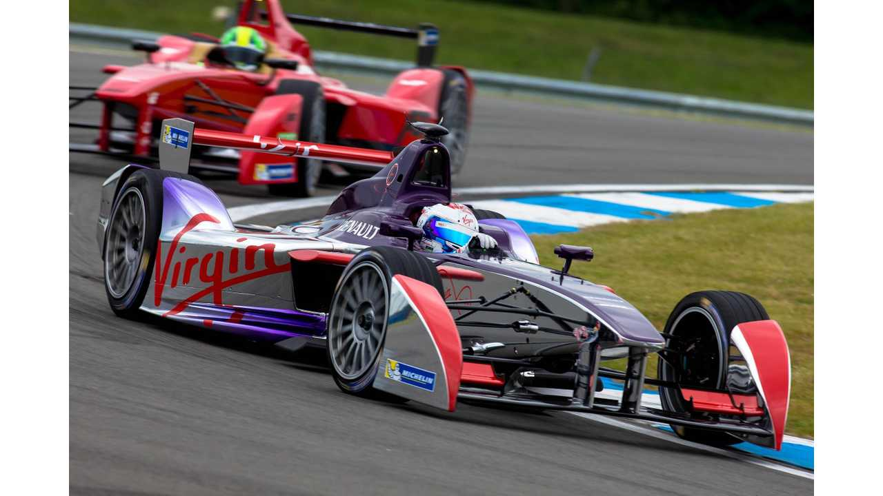 Formula E Expecting 6 To 8 Manufacturers For Season 2