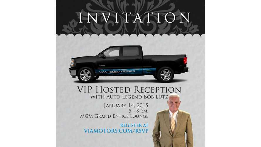 Bob Lutz And VIA Launch EREV Silverado, Crew Cab Priced At $65,000