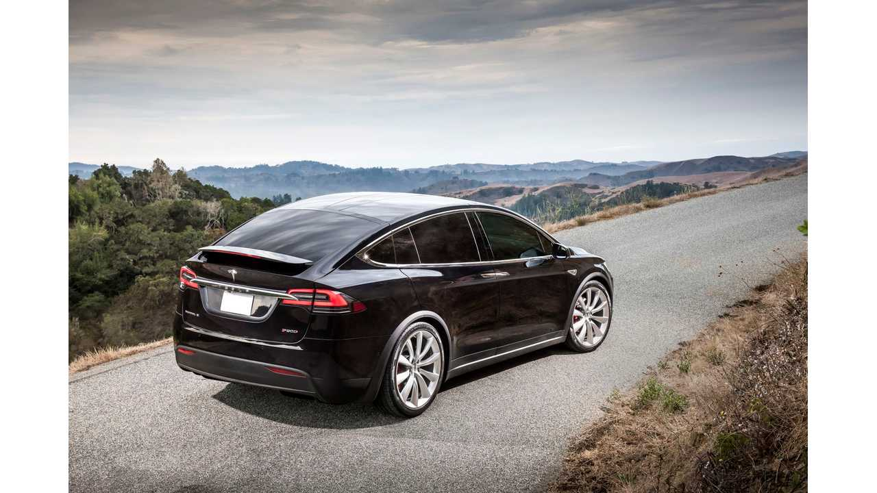 Motor Trend: Tesla Model X P90D Is Quickest SUV Ever Tested