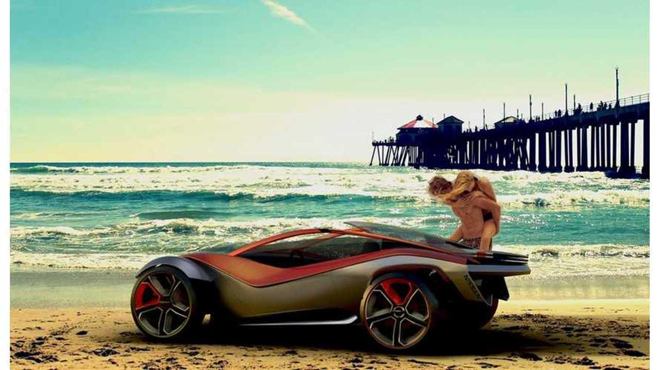 Nissan Beach Buggy Concept