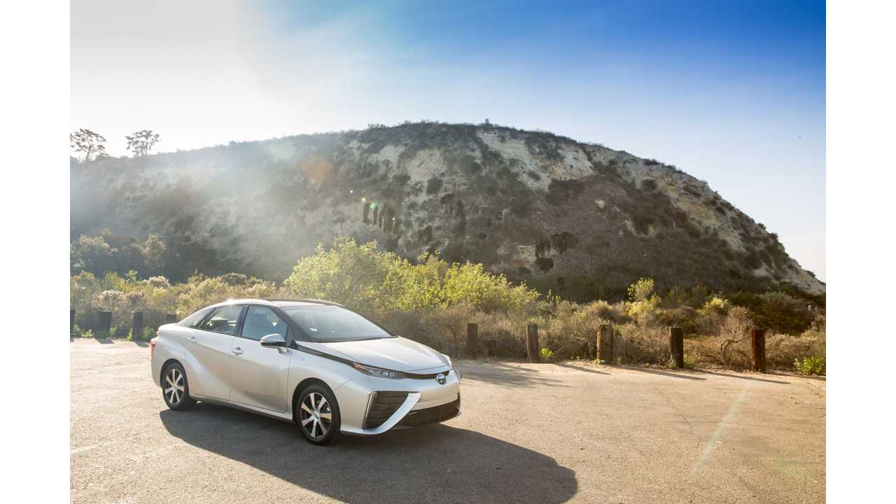 Toyota Mirai Test Drive Review