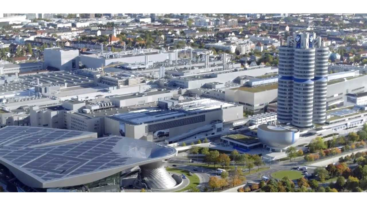 Here's How BMW Integrates Plug-In Production Into Existing Structures