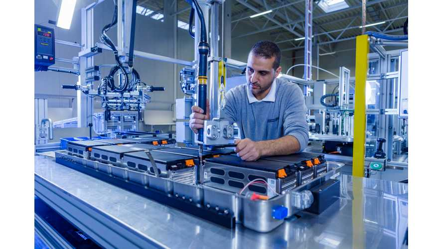 Battery Production Begins For Mercedes Citaro Electric Buses