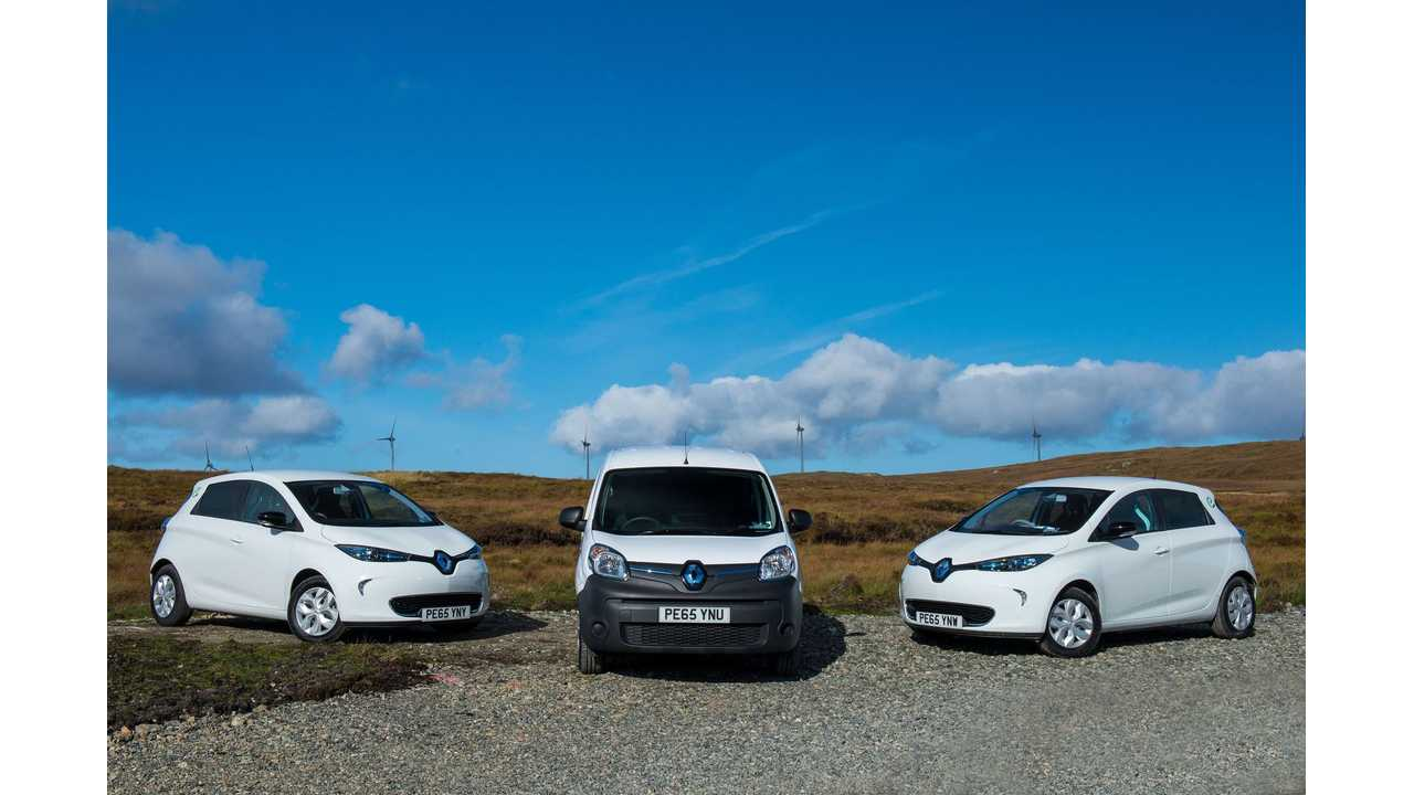 Scotland Looks To Phase Out Gas And Diesel Vehicles By 2032