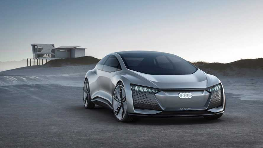 Audi Aicon Concept Points To Automaker's Autonomous Future Where Drivers Don't Exist