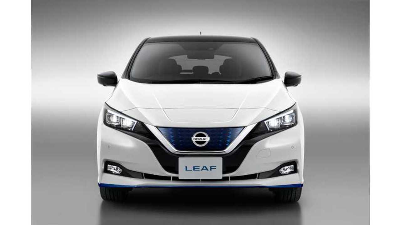 Nissan LEAF U.S. Sales Slip Below 800 In January 2019