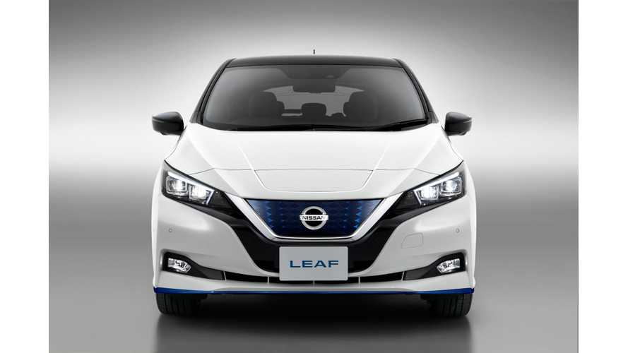 Nissan LEAF U.S. Sales Slip Below 800 In January 2019