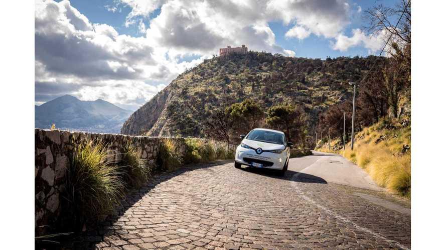 Europe Notes 54% Growth Of Plug-in Car Sales In June, ZOE Sells 4K