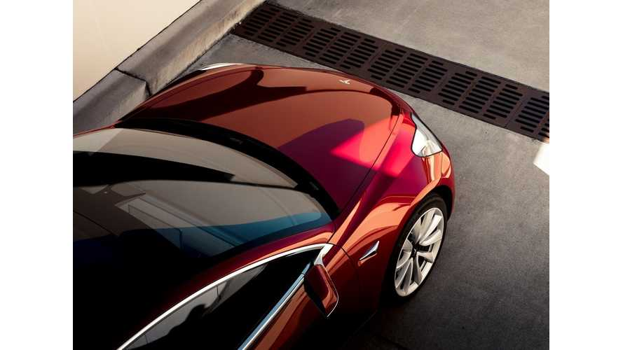 Tesla Model 3 Specs: 220-310 Miles Range, 0-60 MPH in 5.1 Seconds - More Details