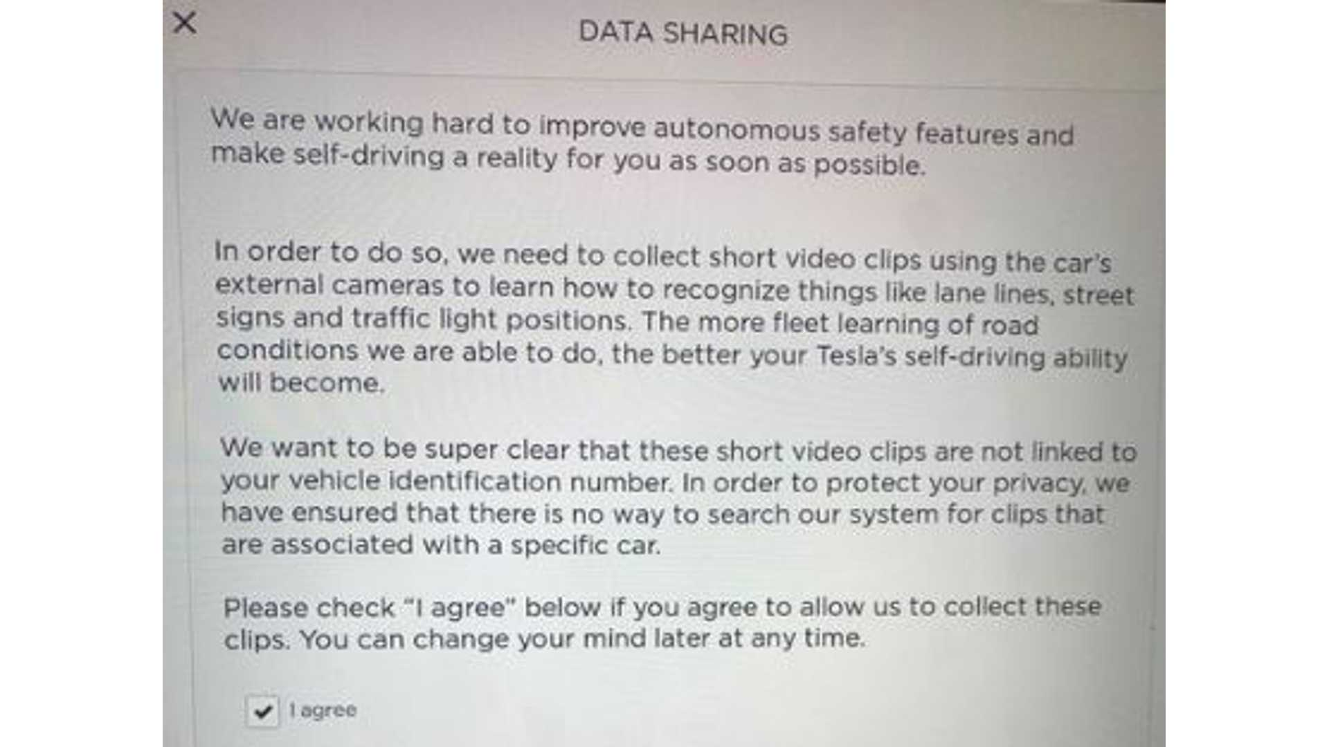 Tesla To Improve Autopilot By Collecting Short Video Clips