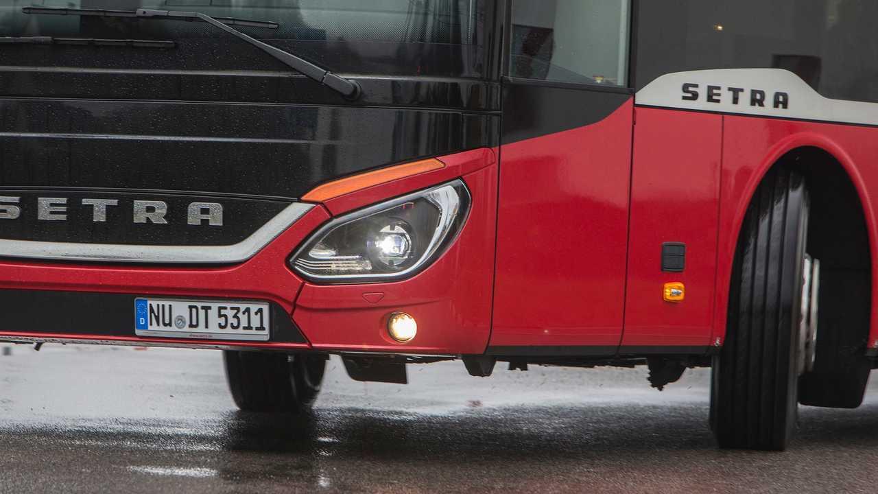 Setra S 531 DT double-decker