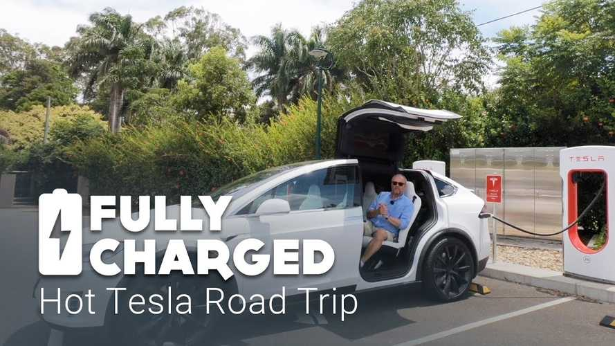 Fully Charged Explores EVs In Australia