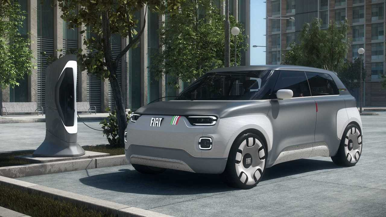 Fiat Concept Centoventi Is Electric, Offers Up To 311 Miles Of Range