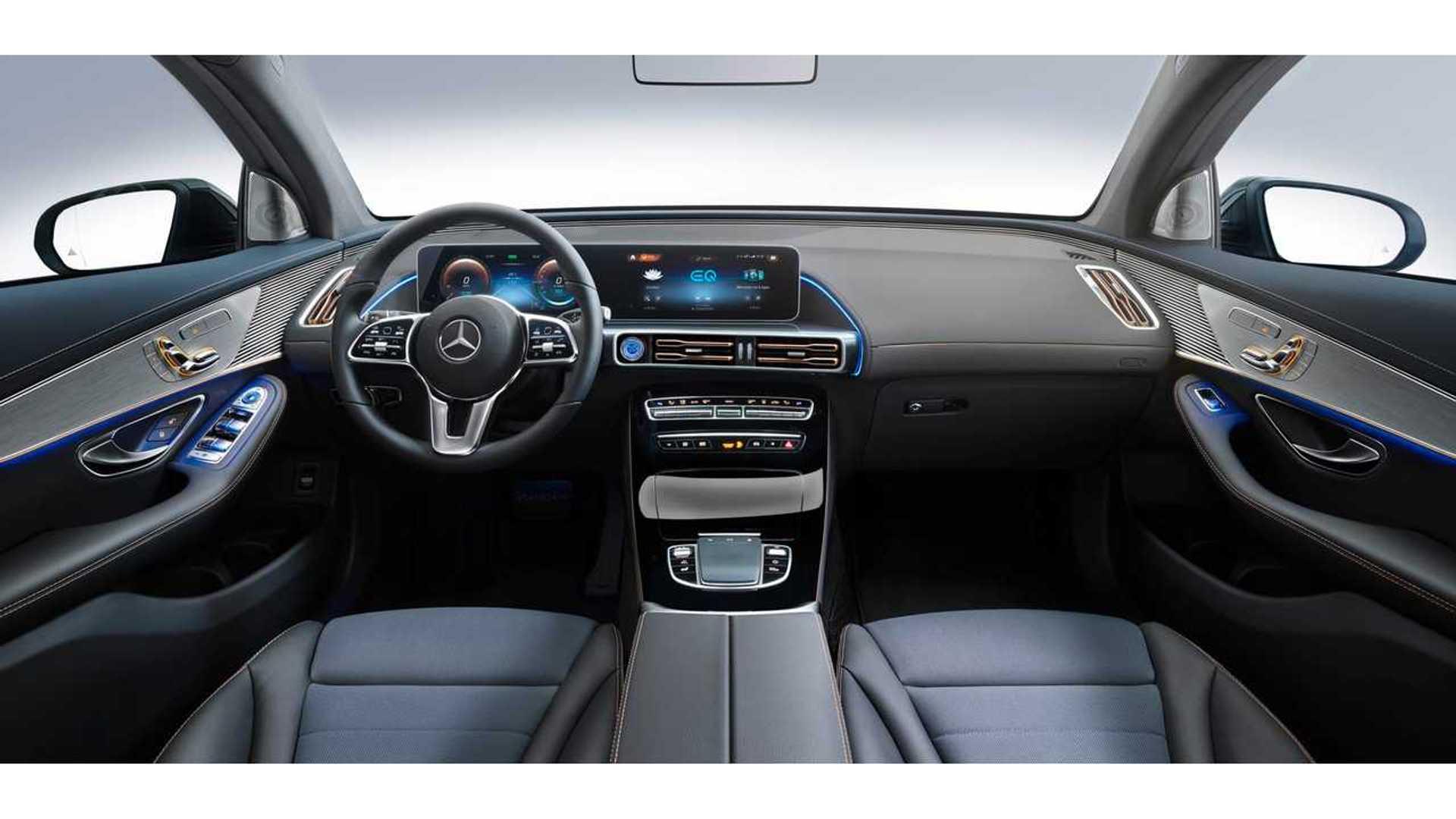 2020 Mercedes EQC: Design, Specs, Mileage, Arrival >> Update 2020 Mercedes Benz Eqc Revealed Range Estimated At