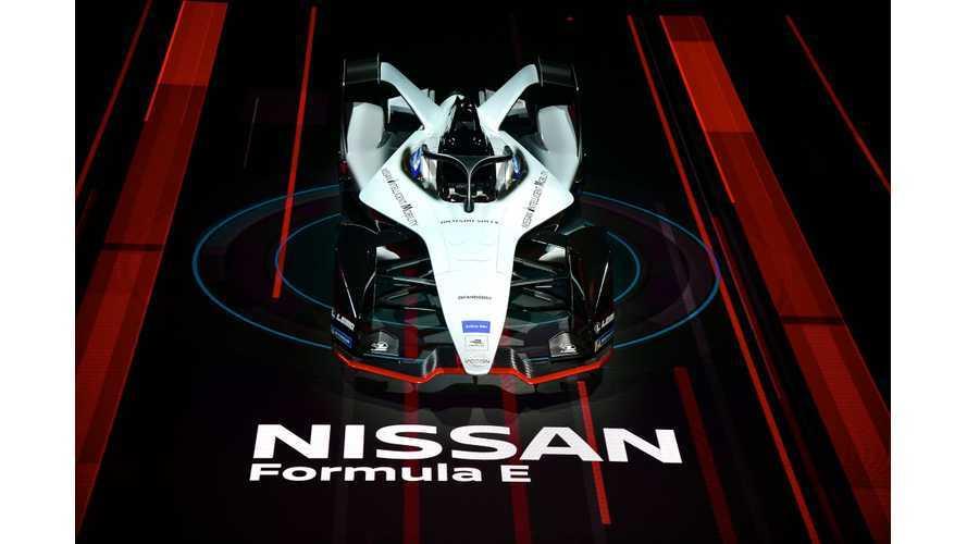 Nissan Adds Albon To Formula E Driver Lineup: Joins Buemi