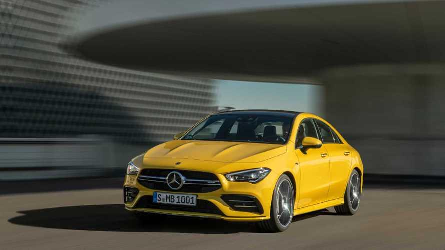 Mercedes-AMG CLA 35 (2019): Alle Infos