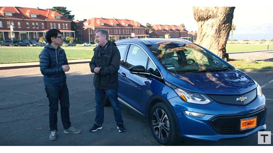 Tested Drives The 2017 Chevrolet Bolt - Video