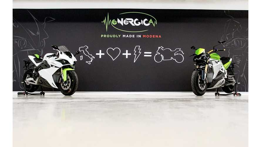 Energica Aims To Install Fast Chargers For Motorcycles Along The Most Traveled Routes