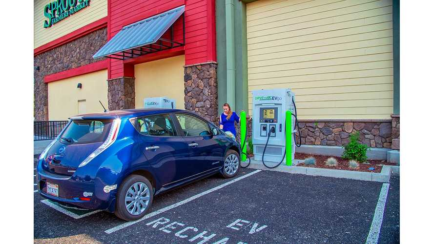 DRIVEtheARC Fast Charging Corridor Now Open From Monterey To Lake Tahoe