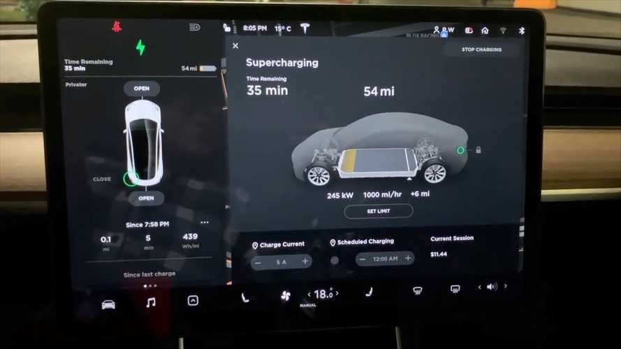 Tesla V3 Supercharging: Why Model S and X Aren't Eligible: Video