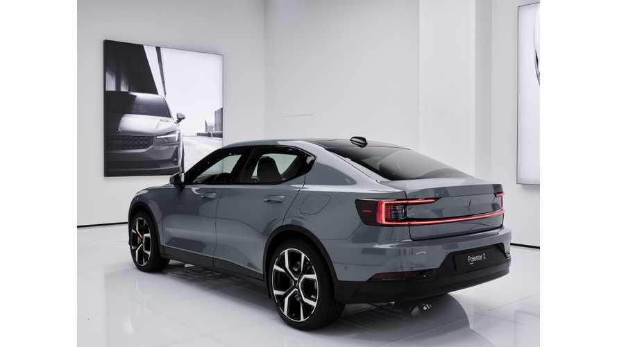 Polestar 2 Electric Car: Facts, Specs, Images & Videos