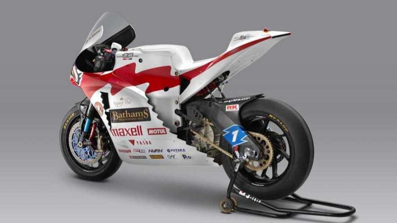 Mugen Shinden Hachi Electric Motorcycle Preps For 2019 TT