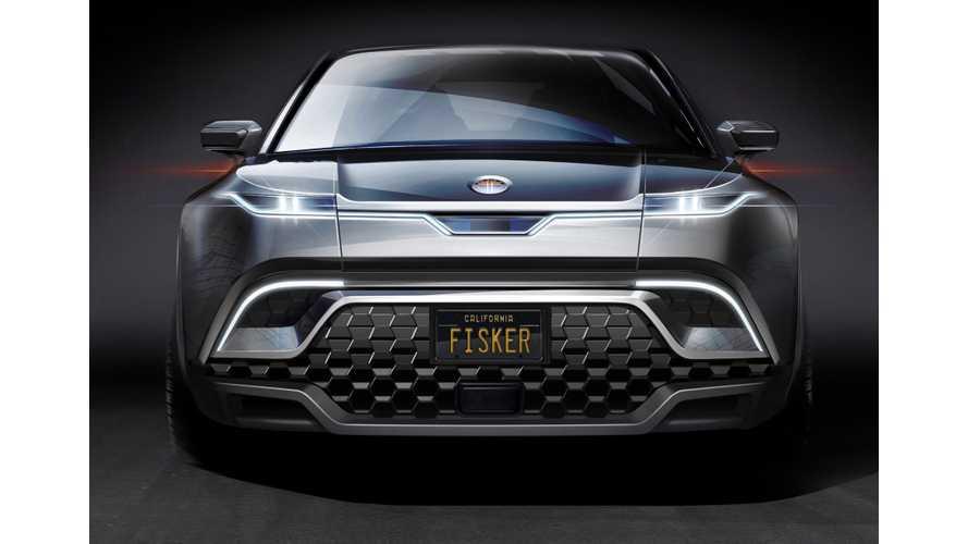 Fisker Reveals Long-Range Electric Crossover: Claims Sub-$40,000 Price