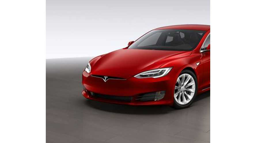 Refreshed Tesla Model S 70D Upgradeable To 75 kWh Via Firmware For $3,250 (Update)