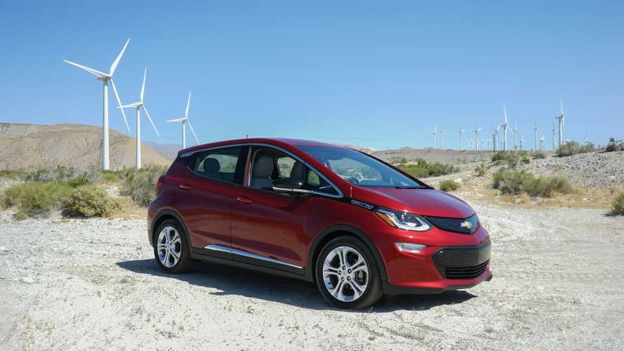 2019 Chevy Bolt Gets Minor Updates - No Range Improvement
