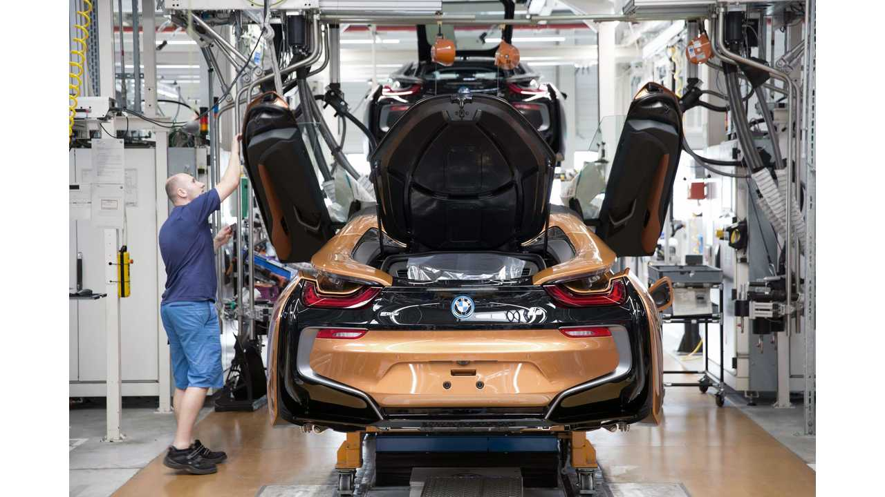 German Government Warns Of Massive Job Loss Due To Electric Cars