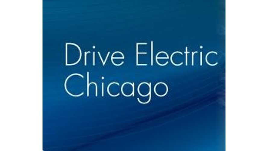 Chicago Joins Electric Vehicle Revolution - Charges Up DriveElectricChicago Website