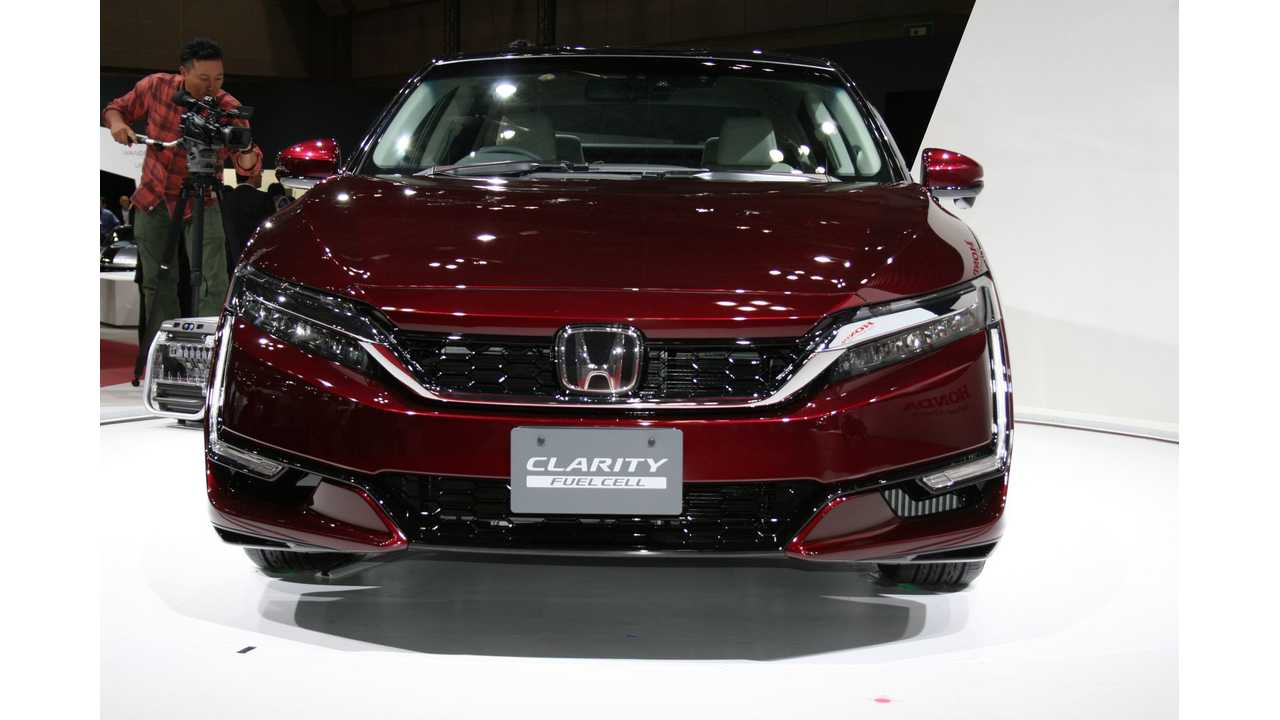 Honda Readies Onslaught Of Electrified Vehicles With