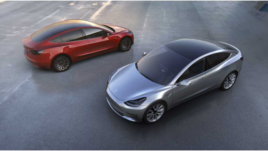 Musk: Tesla Model 3 Average Selling Price To Be $42,000, Update: 253K Deposits In