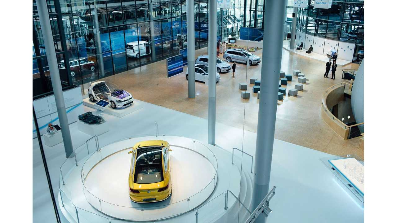 Volkswagen's Transparent Factory Showcases Electric Mobility, Offers EV Test Drives Every Day But Sunday