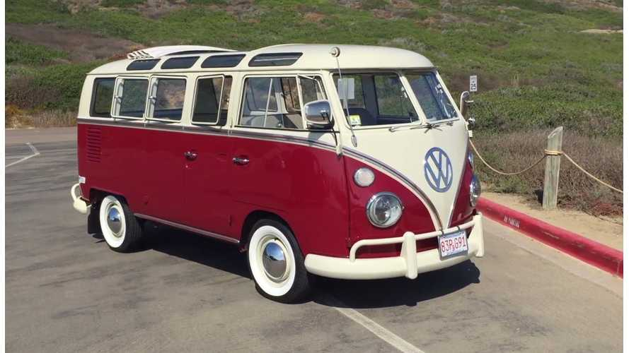 Zelectric Makes Volkswagen Bus Dreams Come True